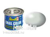 32371 Revell Enamel paint light grey RAL7035 silk-matte (light grey, silk RAL 7035)