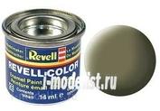 32145 Revell Enamel paint light olive RAL 7003 Matt