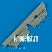 QB48 479 Quickboost 1/48 Конверсионный набор для TBD-1 Devastator bomb sight doors
