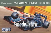 20014 Ebbro 1/20 McLaren Honda MP4-30 2015 Middle season