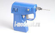 74041 Tamiya Hand (precast) drill is designed for plastic and wood. Operates on two batteries (type AA).