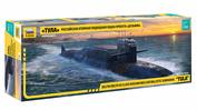 9062 Звезда 1/350 Атомная подводная лодка «Тула» проекта «Дельфин»