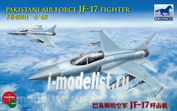 FB4001 Bronco 1/48 Pakistan Air Force Jf-17 Fighter