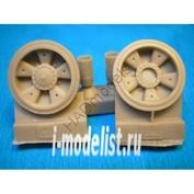 135017 HADmodels 1/35 Дополнение к модели Tunguska 2S6M1 wheels for Panda kit