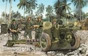 6531 Dragon 1/35 Гаубица  M2A1 и карета M2A2