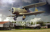 442 Roden 1/48 Beechcraft Model 17 Staggerwing