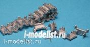 MTL-35042 MasterClub 1/35 Металлические траки и ведущие звездочки для БМП-2