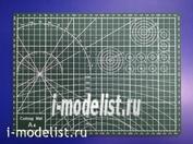 0011.3 MACHETE cutting Mat 3-layer (A4)