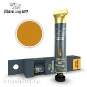 ABT1109 Abteilung Acrylic paint, the
