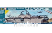 05104 Revell 1/350 Ship U.S. S. Wasp Class (LHD-1)