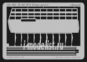 48403 Eduard 1/48 Фототравление P-40M/N flaps