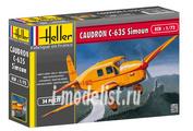80208 Heller 1/72 Самолёт CAUDRON C635 Simoun