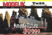 MD08/11 Modelik 1/25 Tw 29