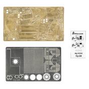 072252 Microdesign 1/72 photo Etching su-24 / M / Mr