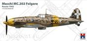 72007 Hobby 2000 1/72 Самолет Macchi MC.202 Folgore - Russia 1942