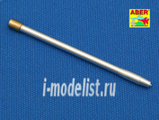 48 L-09 Aber 1/48 British Q.F., 6 pdr. 57 mm Mk.V gun barrel for Centaur, Cromwell