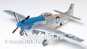61040 Tamiya 1/48 N. A. P-51D Mustang 8th
