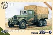 72019 Pst 1/72 Автомобиль З&С-6