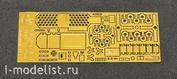 35001 Vmodels 1/35 Фототравление для СУ-76 (интерьер)