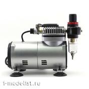 1202 Jas Compressor, with pressure regulator, automation