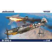 84173 Eduard 1/48 Истребитель Bf 109G-6