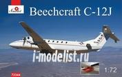 72344 Amodel 1/72 Самолет Beechcraft C-12J