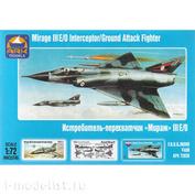 72030 ARK-models 1/72 Mirage III interceptor Fighter