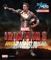 38118 Dragon 1/9 Iron Man 3 - Mark XLII, Battle Damaged Version