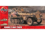 6360 Airfix 1/32 Rommel's Half Track