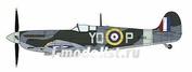 07334 Hasegawa 1/48 Supermarine Spitfire Mk.VI 616 Squadron