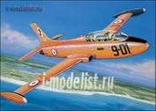1308 Italeri 1/72 Самолет MB 326