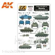 AK810 AK Interactive Декаль