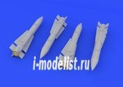 672031 Eduard 1/72 Kit: AIM-54C Phoenix