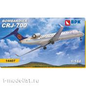 BPK14407 BPK 1/144 Самолет Bombardier CRJ700