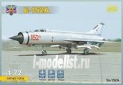 72028 ModelSvit 1/72 Самолёт E-152A