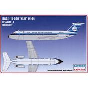 144143-4 Восточный экспресс 1/144 Авиалайнер BAC 1-11-200 KLM