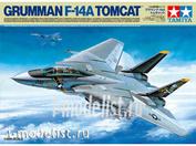 61114 Tamiya 1/48 Самолёт F-14A Tomcat
