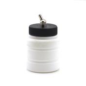 1555 Jas paint Jar with lid, 75 ml, 60 degree tube, plastic