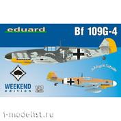 84149 Edward 1/48 Bf 109G-4