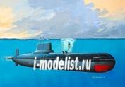 05138 Revell 1/400 Soviet Submarine TYPHOON CLASS