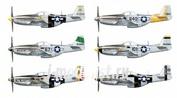 2743 Italeri 1/48 P-51 D/K Pacific Aces