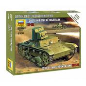 Zvezda 6165 1/100 Soviet flamethrower tank OT-26