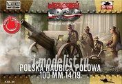 FTF049 First to Fight 1/72 Skoda 100mm (magazine)