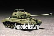 07299 Trumpeter 1/72 Us M26E2 Pershing Heavy Tank