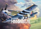 04872 Revell 1/48 Истребитель P-51C Mustang Mk.III