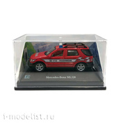710071-3 Cararama 1/72 Модель автомобиля Mercedes-Benz ML320