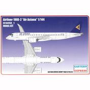 144152-1 Восточный экспресс 1/144 Авиалайнер EMB 190E2 AIR ASTANA