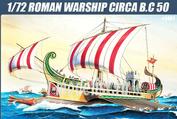 14207 Academy 1/72 Roman Warship Circa B.C.50