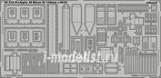 36216 Eduard 1/35 Фототравление для PzKpfw II Bison II 150mm s.IG33