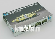 07106 Trumpeter 1/72 British Challenger I Mbt(nato Version)